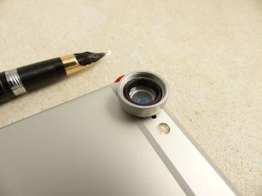 iCroScope on iPhone 6 Plus